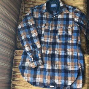 Vintage plaid Pendleton flannel